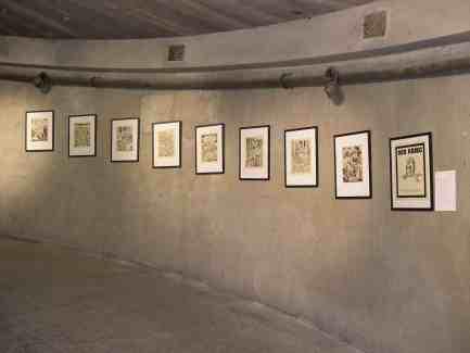 Dank an die Galerie Remmert und Barth in Düsseldorf, die viele Exponate zur Ausstellung bereit stellte.